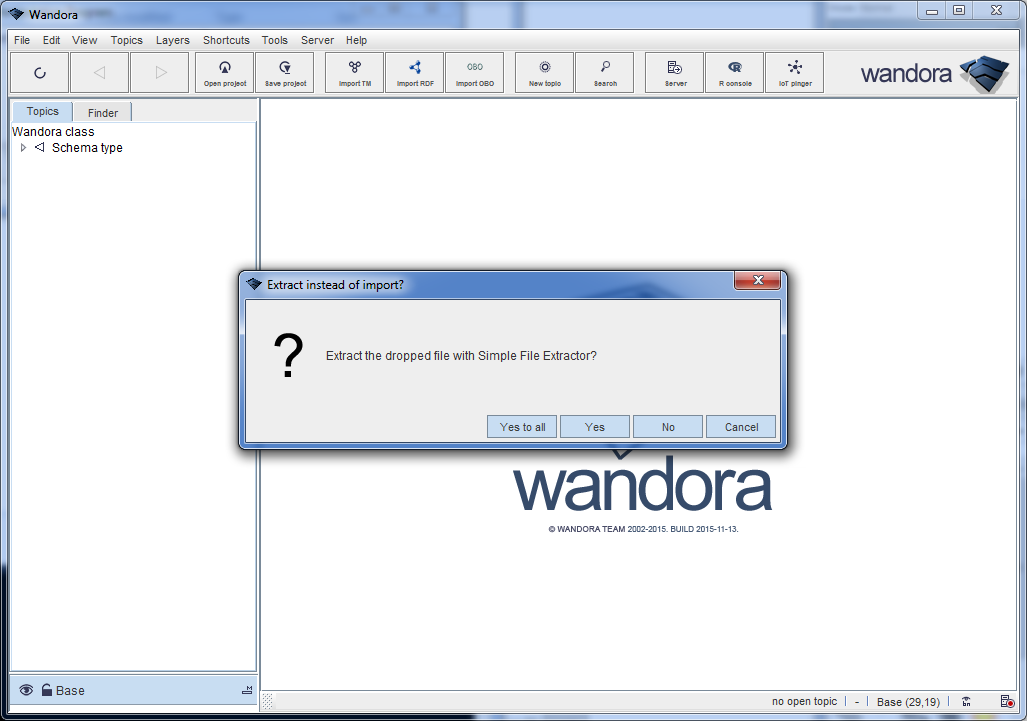 Subject locator previews - WandoraWiki